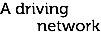 A driving network